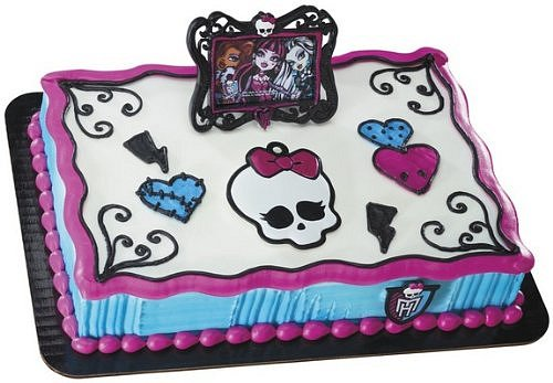 Monster High Frame Skull
