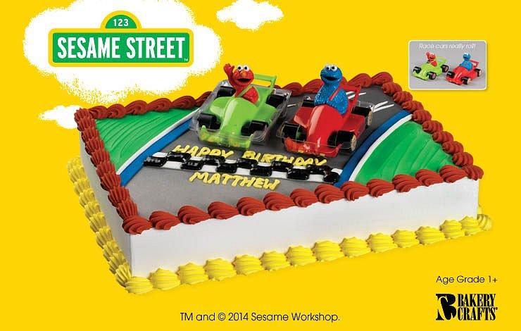 Sesame Street Racers