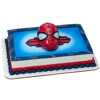 Spiderman Lightup Eyes - New